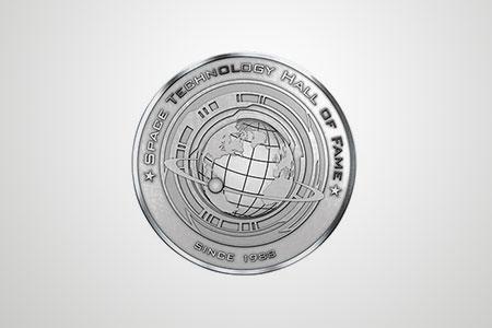 HallOfFame Medallion