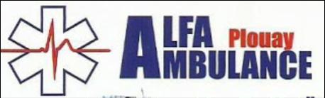 Alfa Ambulance Plouay