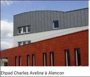 EHPAD Charles Aveline à Alençon